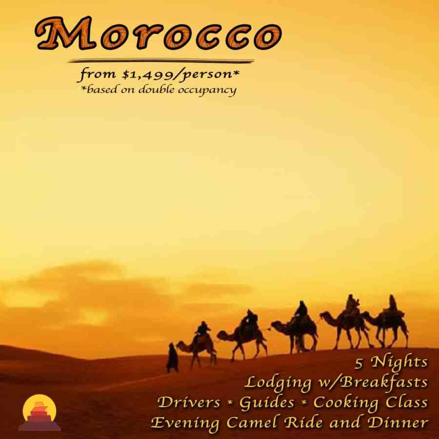 vacation in Morocco, feel safe, guided tours and private drivers