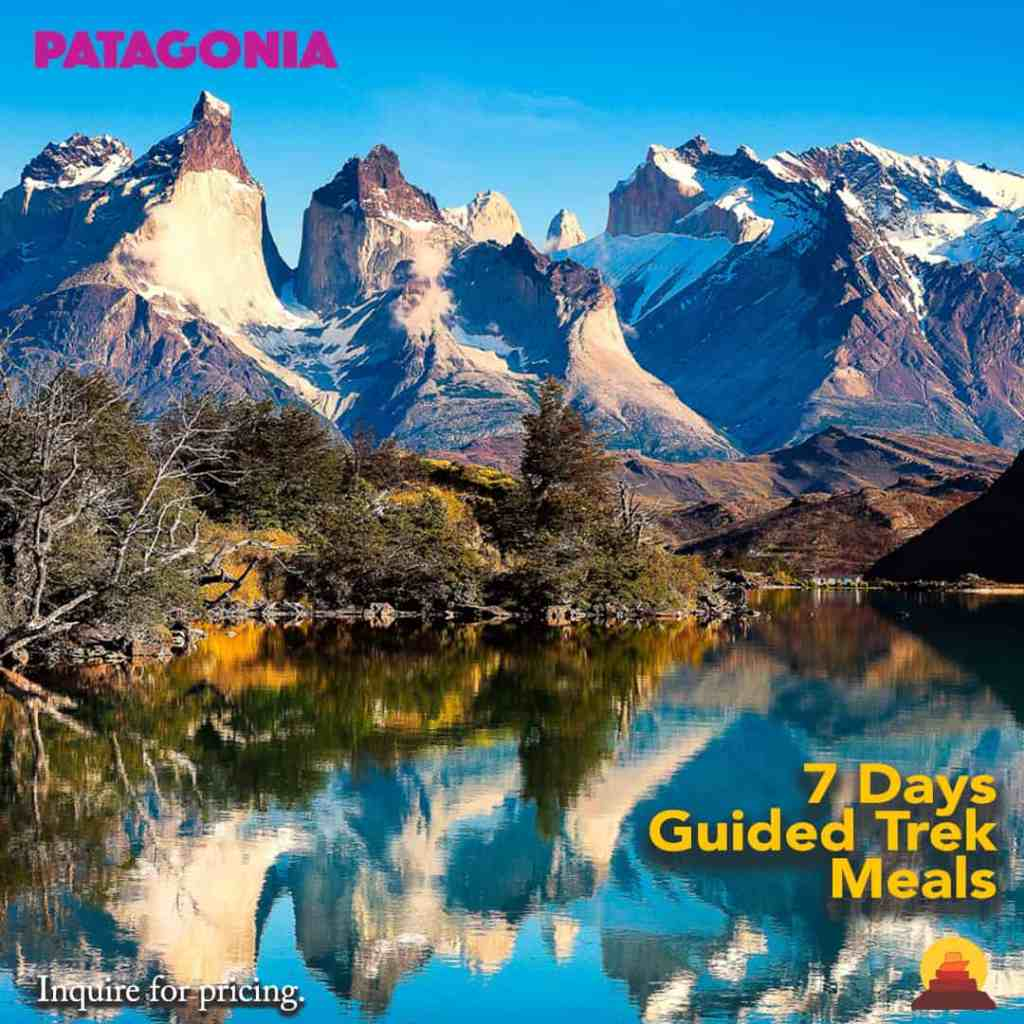 Small guided trip to Patagonia, Chile.  Hike the W Trek and see beautiful sights on this vacation of a lifetime.
