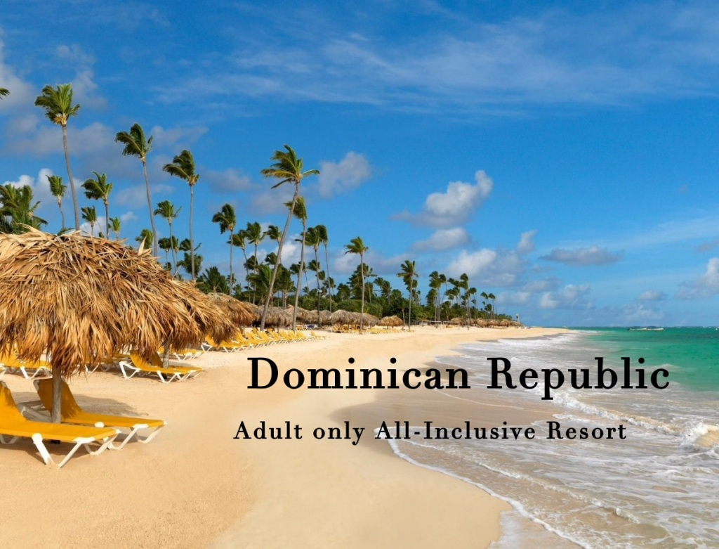 Dominican Republic Adult All-Inclusive vacation package